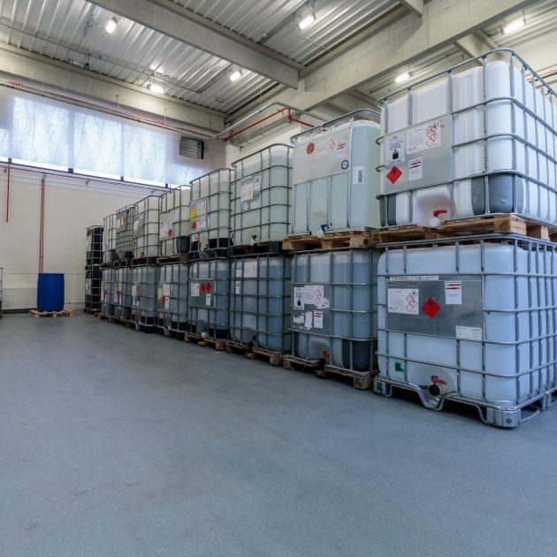 Chemical Resistant Coating - Epoxy HB - Rapid Cure
